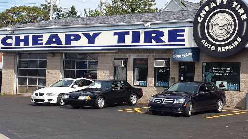 Cheapy-Tire